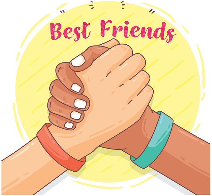 Best Friend Quotes For Facebook Captions